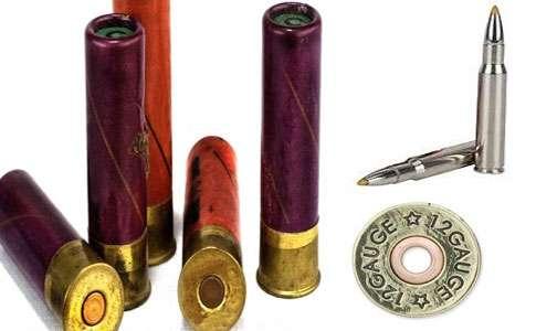 Ammunition Funeral Vessels