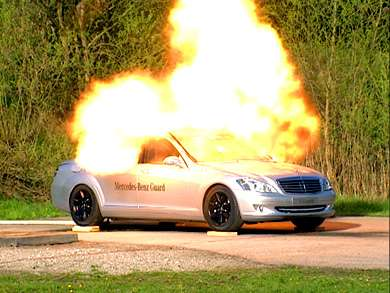 Bulletproof Cars