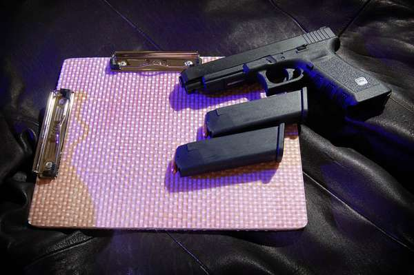 Bulletproof Clipboards