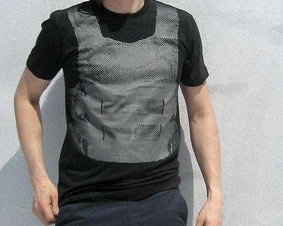 Faux Hardcore T Shirts The Bulletproof Vest Tee Looks