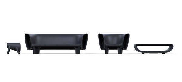 Mod Hollowed Furniture