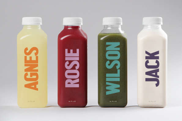 Humanized Packaged Juices