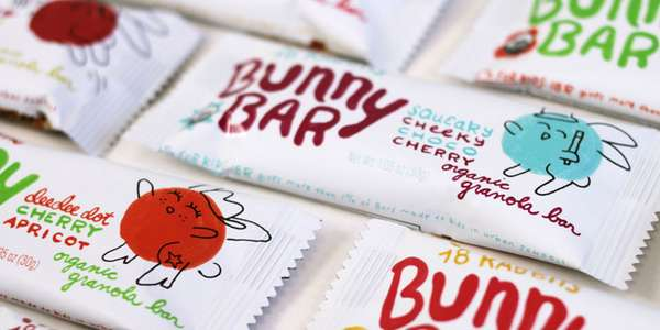 Bunny Bar Packaging