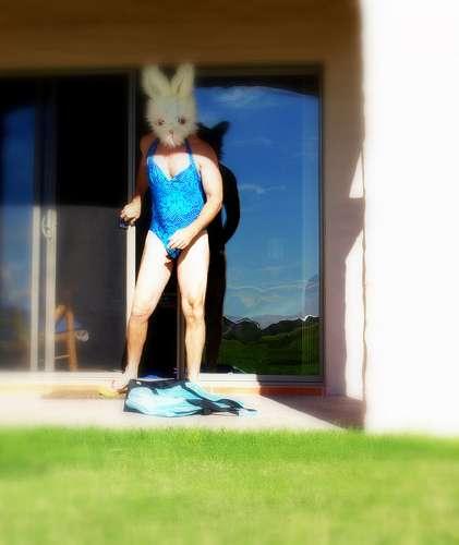 Bunny-Head Fashion