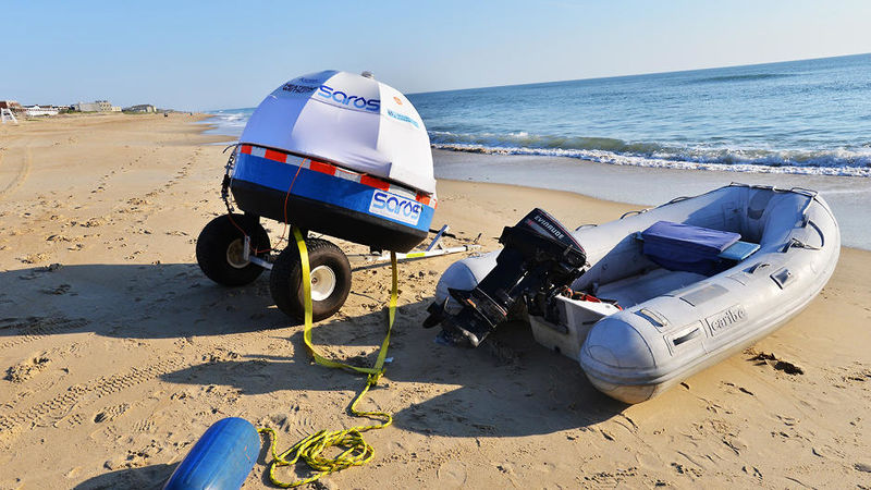 Ocean Water-Cleaning Buoys