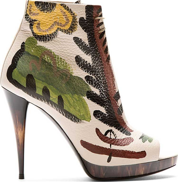 Wearable Art Heels
