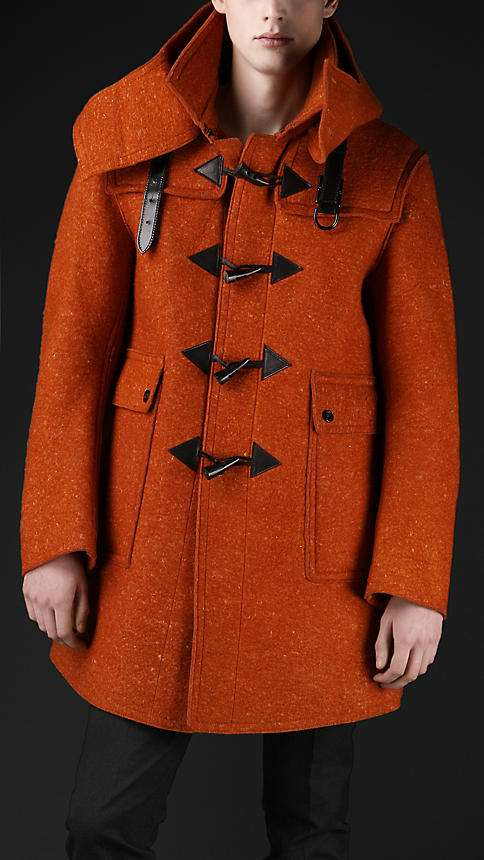 Tangerine Winter-Proof Coats