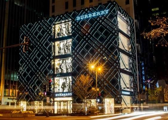 Exceedingly Digital Flagship Stores