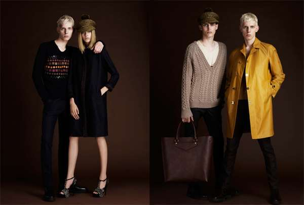 Burberry Prorsum Men's Pre-SS 2012 Collection