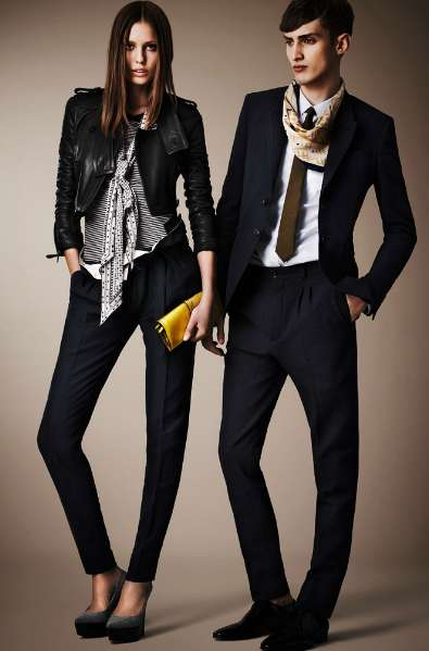 Debonair Suited Separates