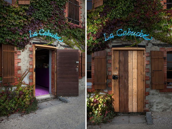 Interior-Contrasting Wineries