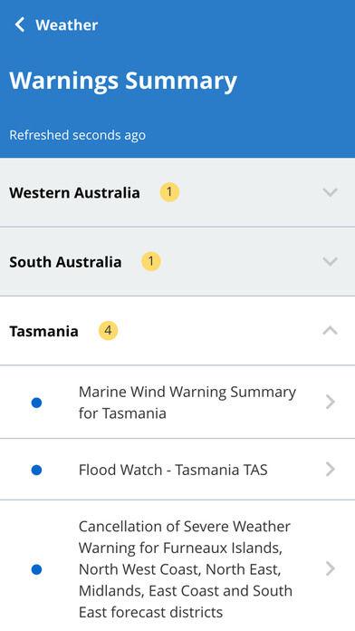 Authoritative Weather Apps