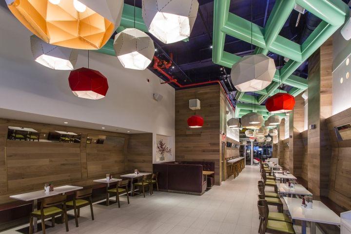 Upscale Modular Burger Bars