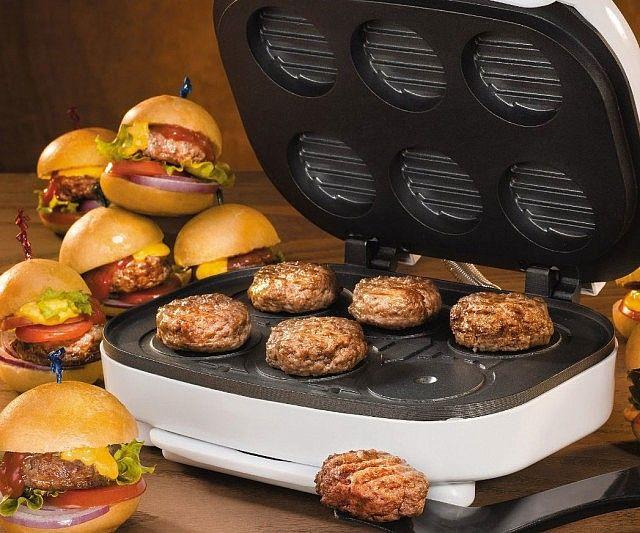 Miniature Burger Makers