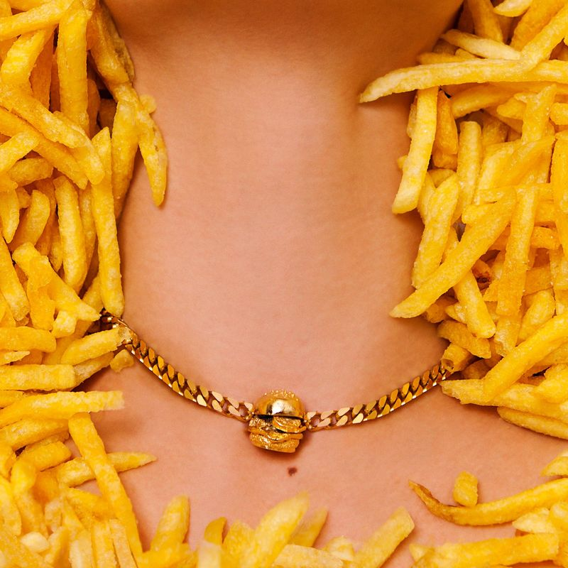 Opulent Fast Food Accessories
