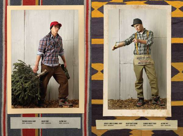 Burkman Bros Fall/Winter 2010 Collection