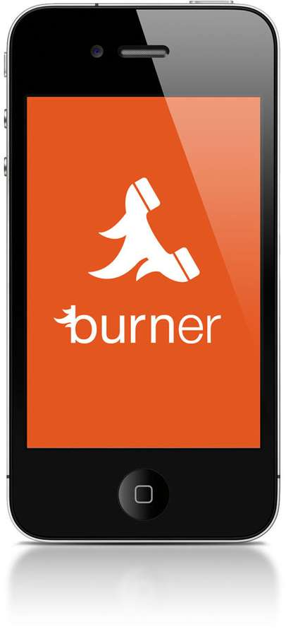 'Burner' for iPhone