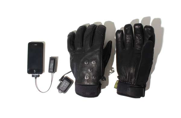 MP3 Gadget Control Mitts