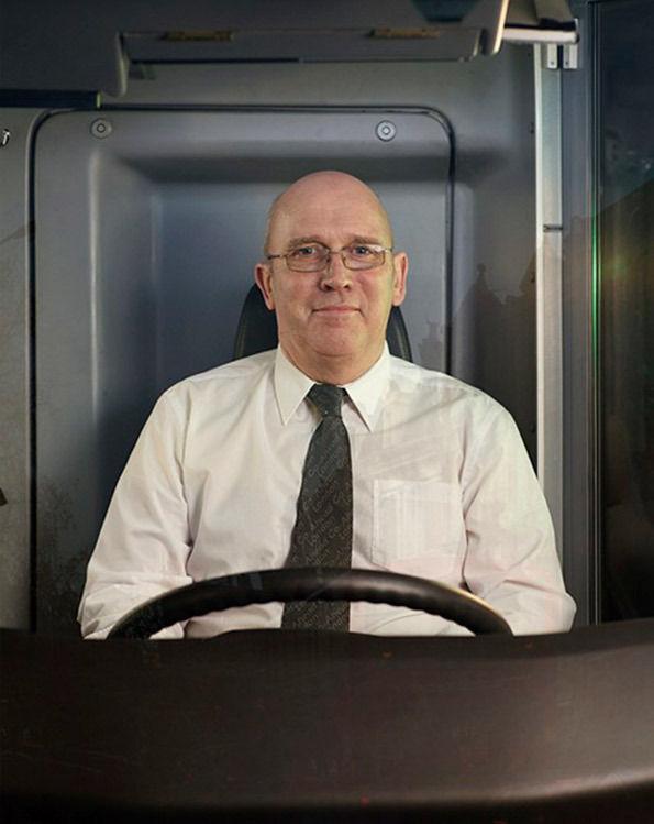 Metropolitan Transit Worker Portraits