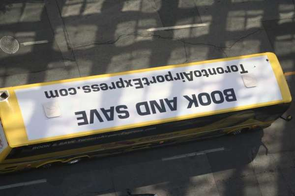 Bus Top Billboards