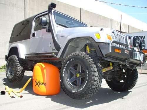 Inflatable Roadside Equipment