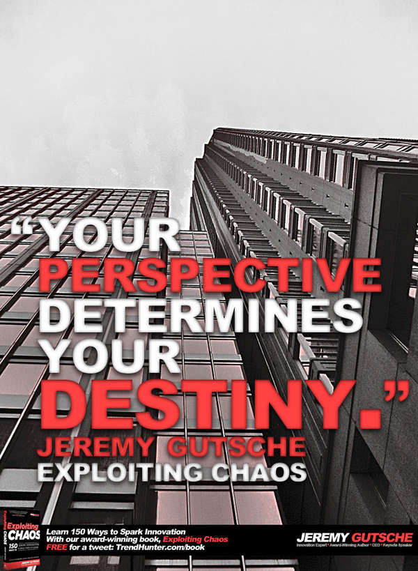 Your Perspective Determines Your Destiny