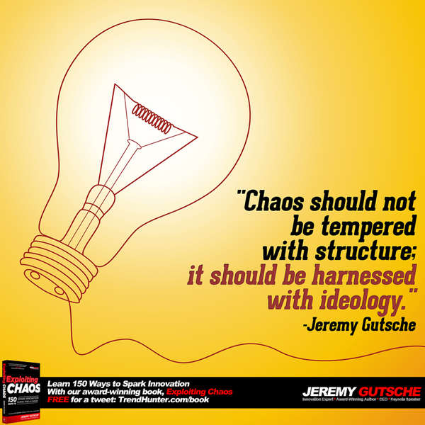 Chaos Should Not Be Tempered with Structure