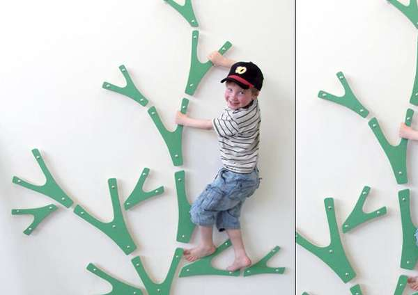 Interactive Kids Decor