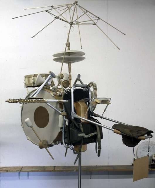 One-Man Band Sculptures