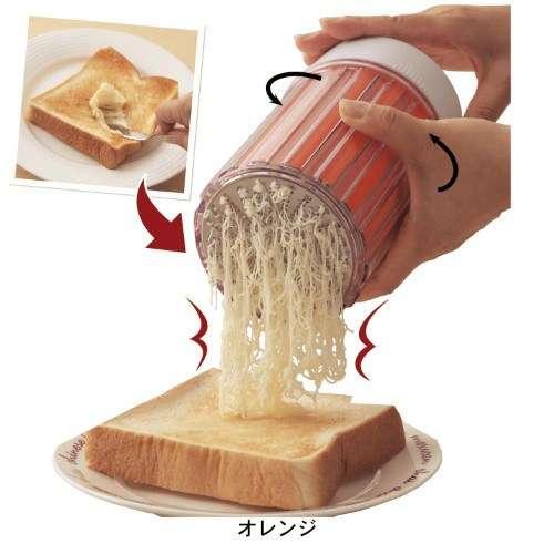 Butter-Shredding Appliances