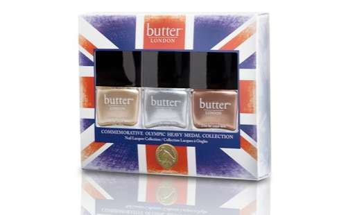 butter london heavy medal collection