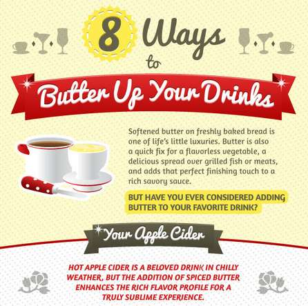 Butter Up Your Drink