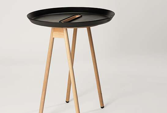 Button Side Table