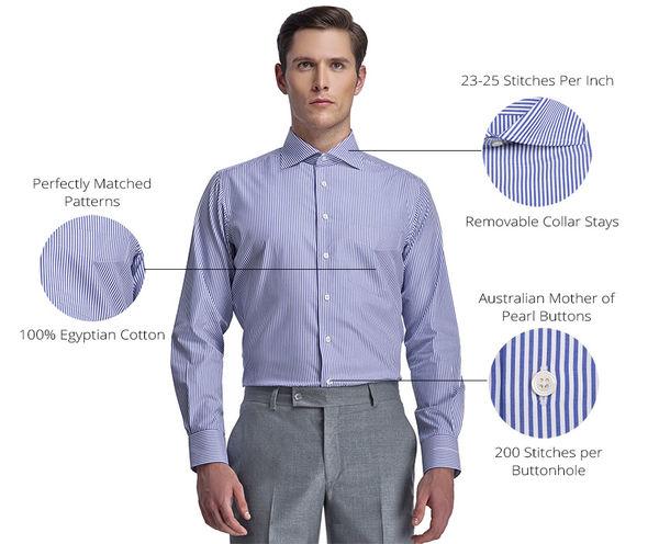 Cost-Conscious Designer Shirts