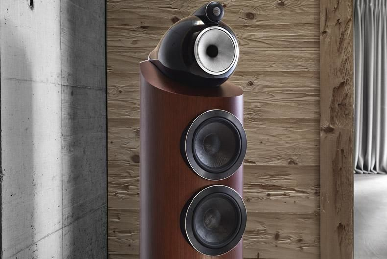 Powerfully Precise Speakers