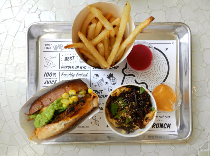 Plant-Based Burger Joints