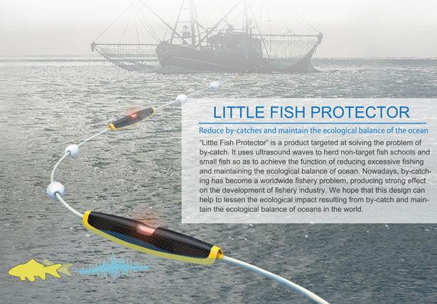 Marine Creature Repellents