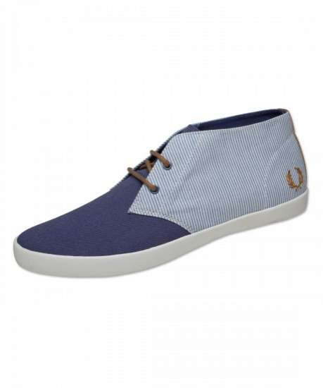 Byron Mid Canvas Shoe