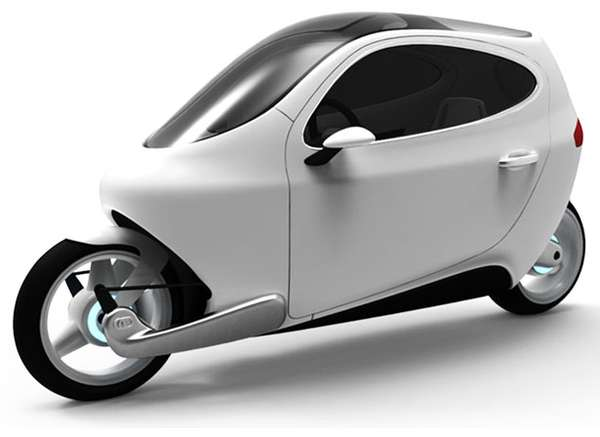 Encapsulated Eco Bikes