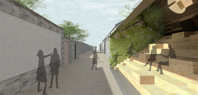Communal Living Pavilions