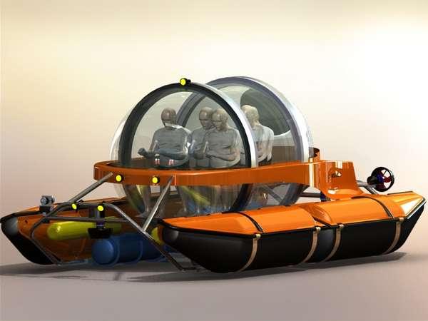 Bubble Dome Submarines