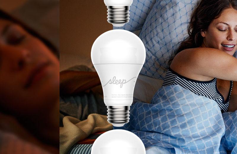Sleep-Supporting Lightbulbs