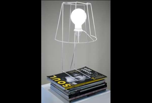 Wireframe Lighting Fixtures