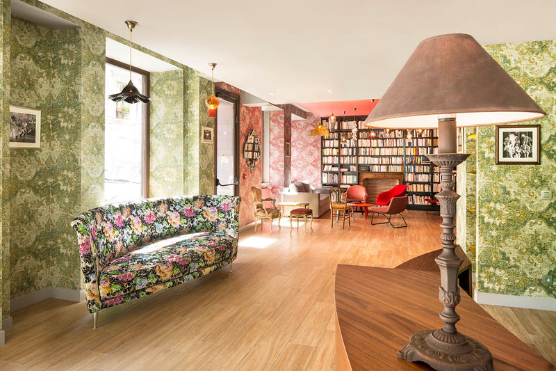 Eclectic Cabaret Hotels