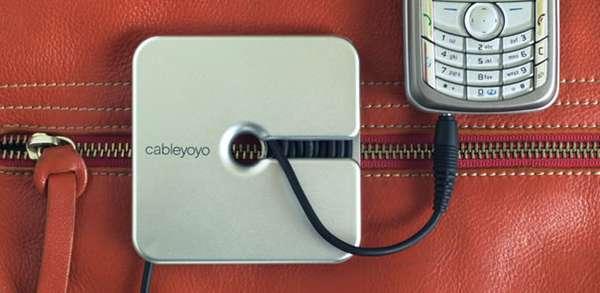 Classy Way to Hide Gadget Cords