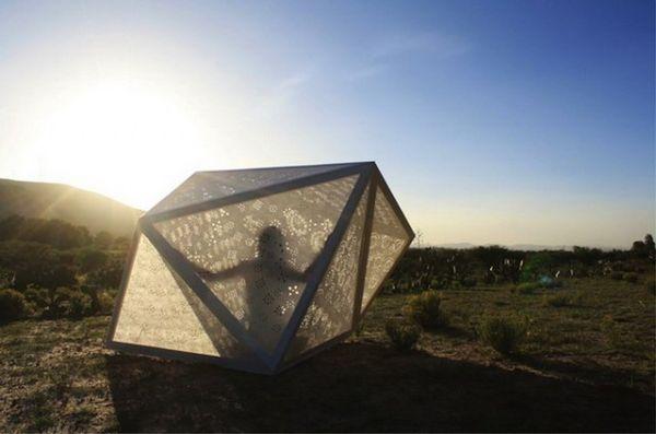 Cactus-Inspired Shelter