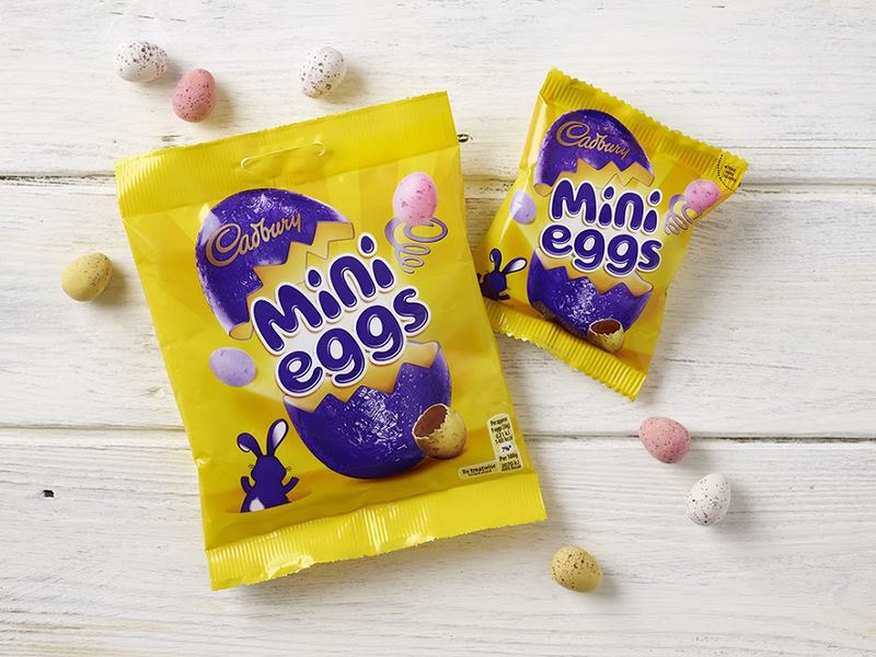 Easter Confectionery Branding
