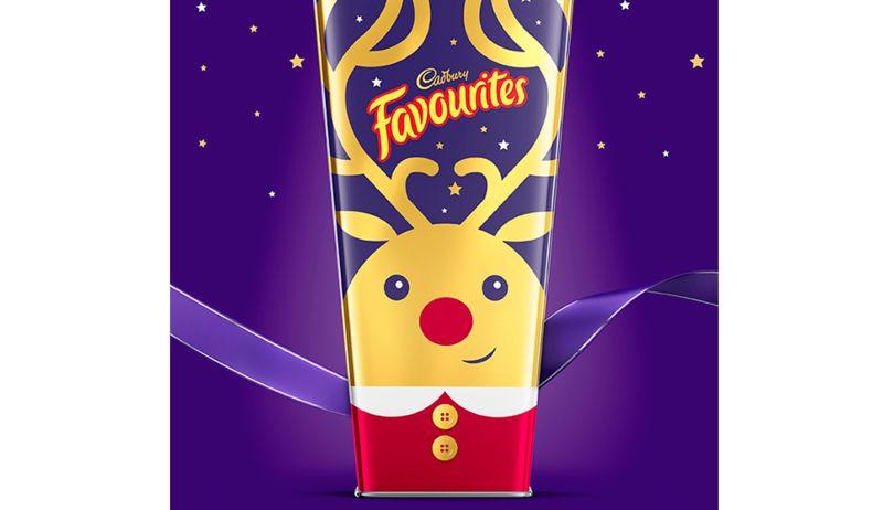 Reindeer-Branded Candy