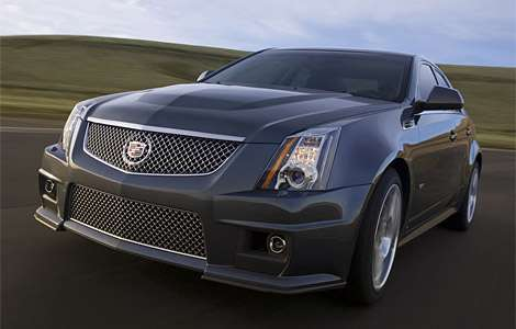 Cadillac Gets Sporty