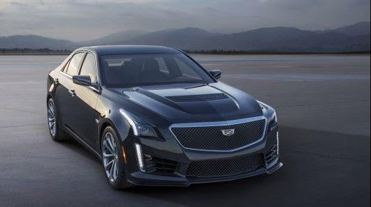 Supercharged Luxury Sedans